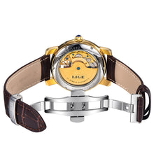 LIGE Automatic Watch