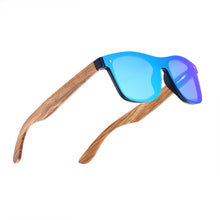 Barcur - The Polarized Wooden Shades
