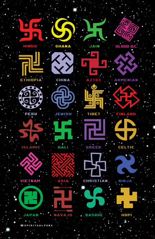 Poster - Symbol Story - Space