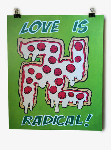 Print - Radical Pizza