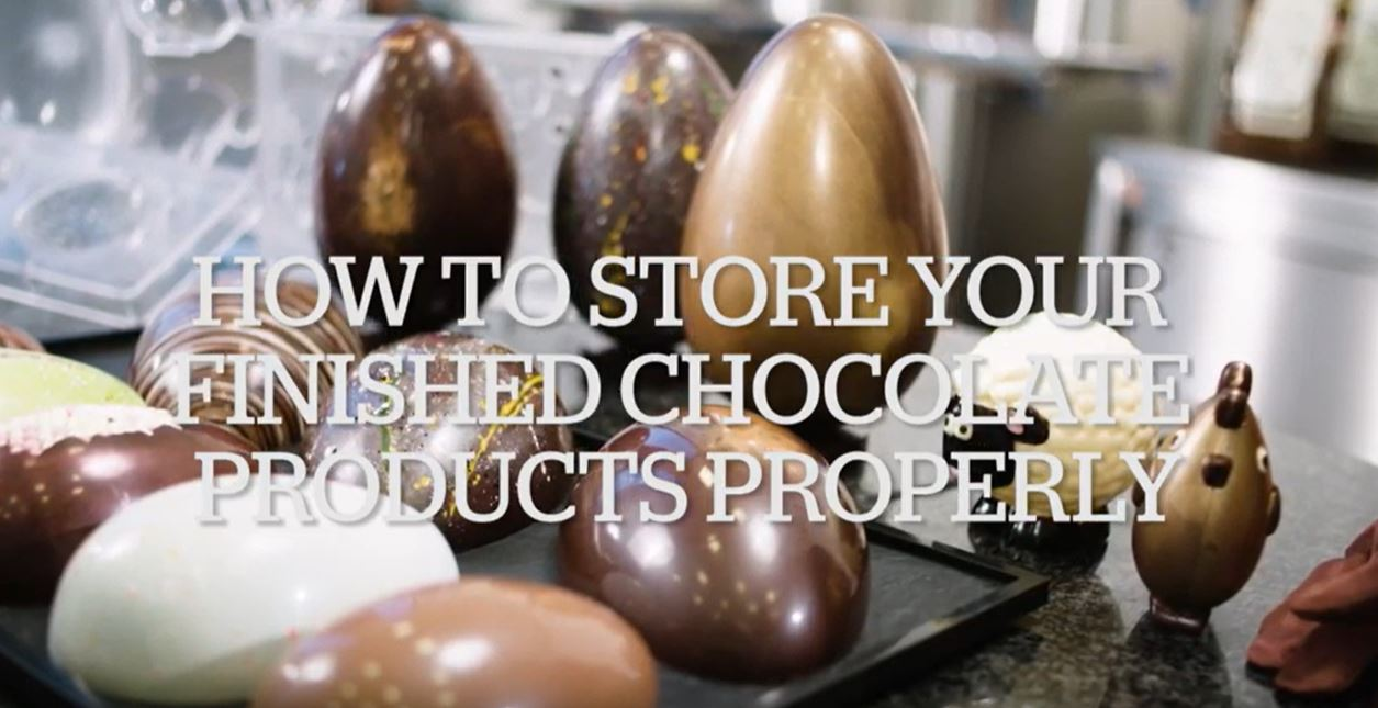 How To Store Chocolate Products -  Callebaut Chocolate