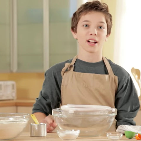 Covid-19 Baking Activity at Home with Your Kids