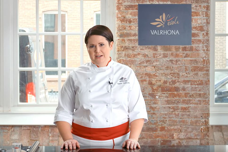 L'Ecole Valrhona Pastry Chef Sarah Tibbetts' Decoration Tips