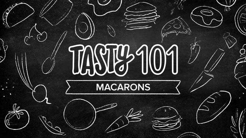 The Most Fool-Proof Macarons You'll Ever Make - Tasty