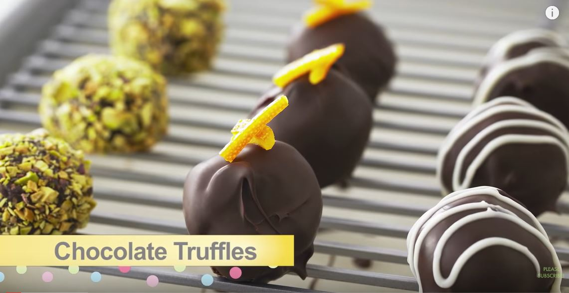 How to make delicious truffles?