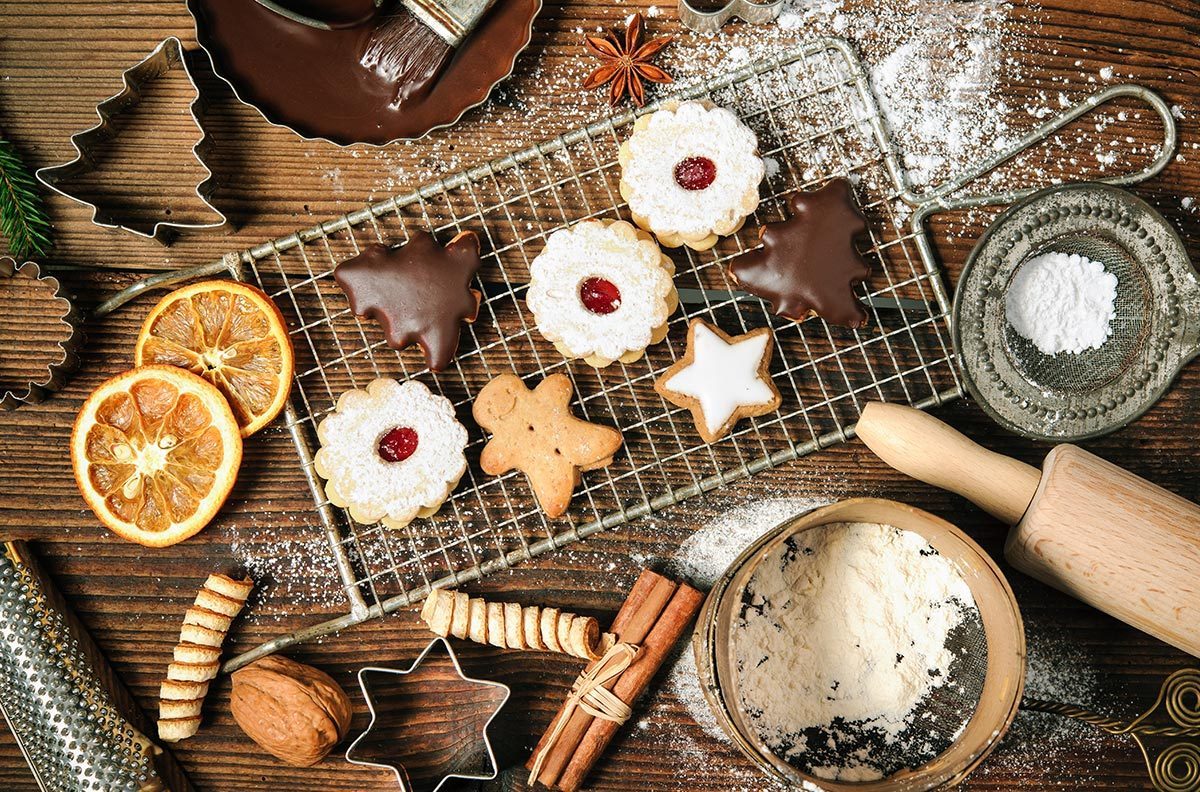 Christmas Baking Products