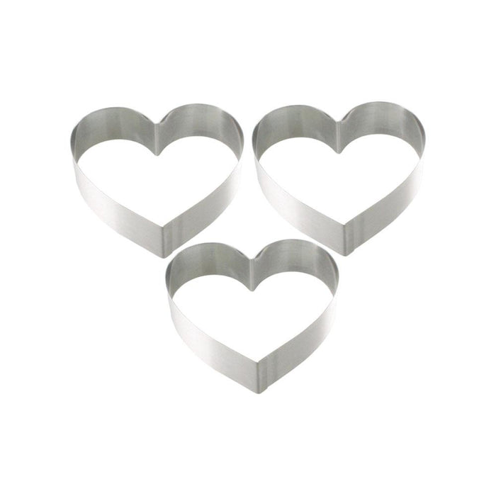 Heart Mousses & Entremets Molds