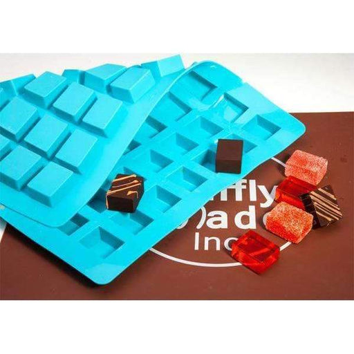 24gr Cube Silicone Mould