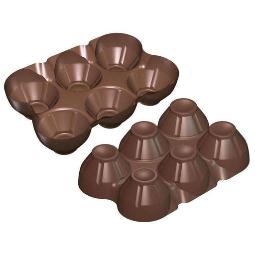 6 Eggs Box Chocolate Mould