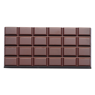 100g Classic Bar Chocolate Mould
