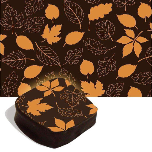 Autumn Leaves Transfer Sheets