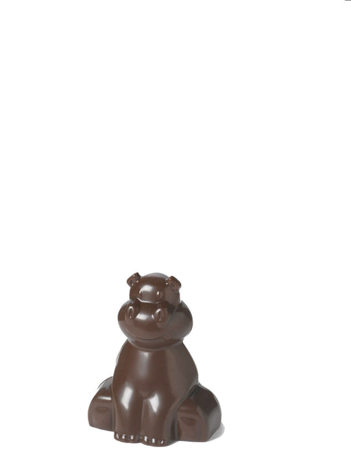 Baby Hippopotamus Chocolate Mould