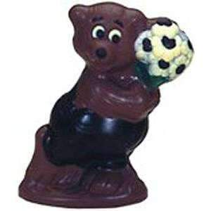 Bear w/ Balloons Chocolate Hollow Mould
