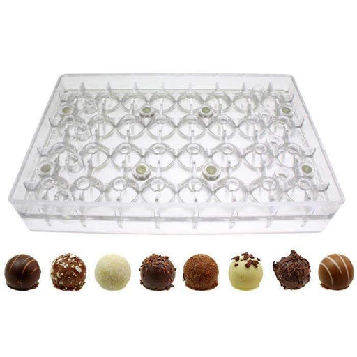 Chocolate Mould Spheres