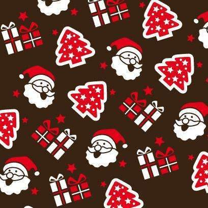 Chocolate Transfer Sheets - Christmas Memories