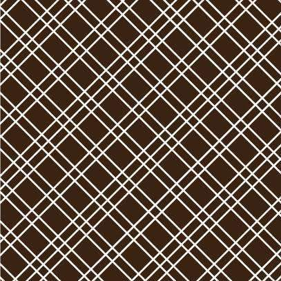 Chocolate Transfer Sheets - Diagonal Lines