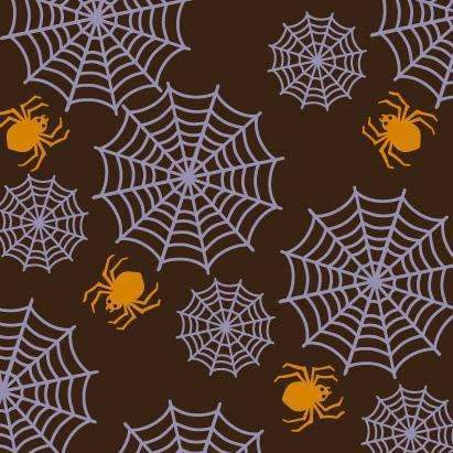Chocolate Transfer Sheets - Spiders & Webs