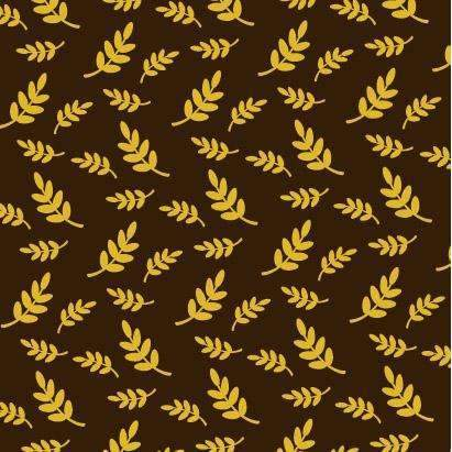 Chocolate Transfer Sheets - Wheat