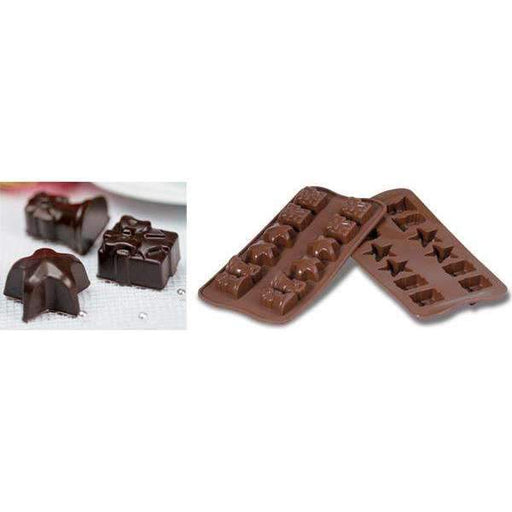 Christmas Chocolate Silicone Mould