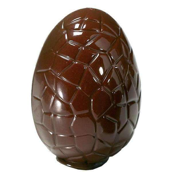 Cracked Egg 88mm Chocolate Mould