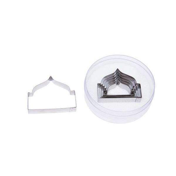 Cutters Set Plain Mosques