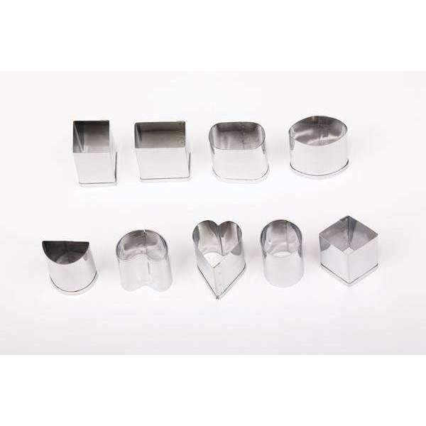 Cutters Set Plain Various