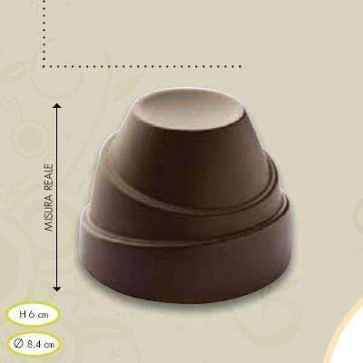 Dessert Cup Chocolate Mould