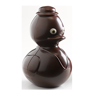 Duck Chocolate Mould 10 cm