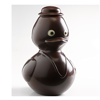Duck Chocolate Mould 17.5 cm