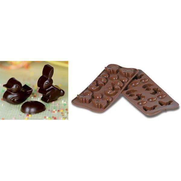 Easter Chocolate Silicone Mould