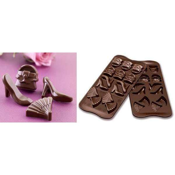 Fashion Chocolate Silicone Mould