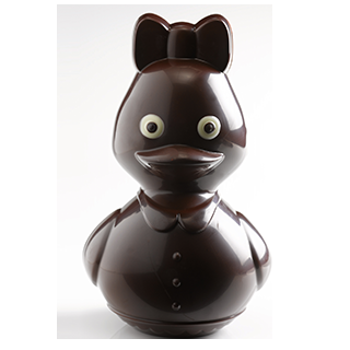 Female Duck Chocolate Mould 17.5 cm