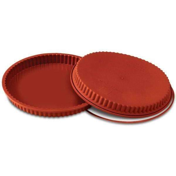 Flan pan Silicone Mould Ø 260 mm