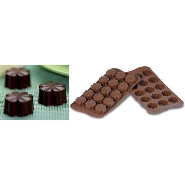 Flower Chocolate Silicone Mould