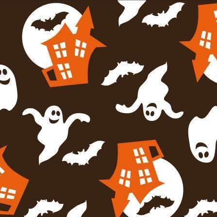 Halloween Night I Transfer Sheets