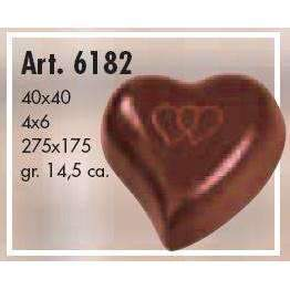 Heart Bonbon Chocolate Mould