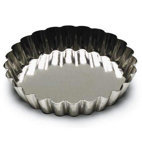 "Heavy Tin ""Petit Fours"" Tarlet Moulds"