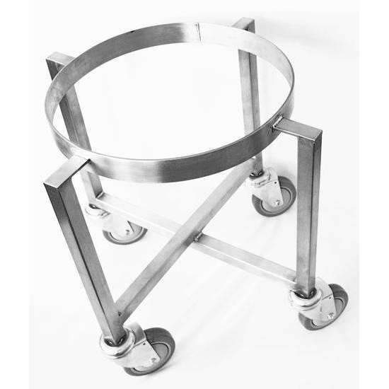High Mixer Bowl Dolly