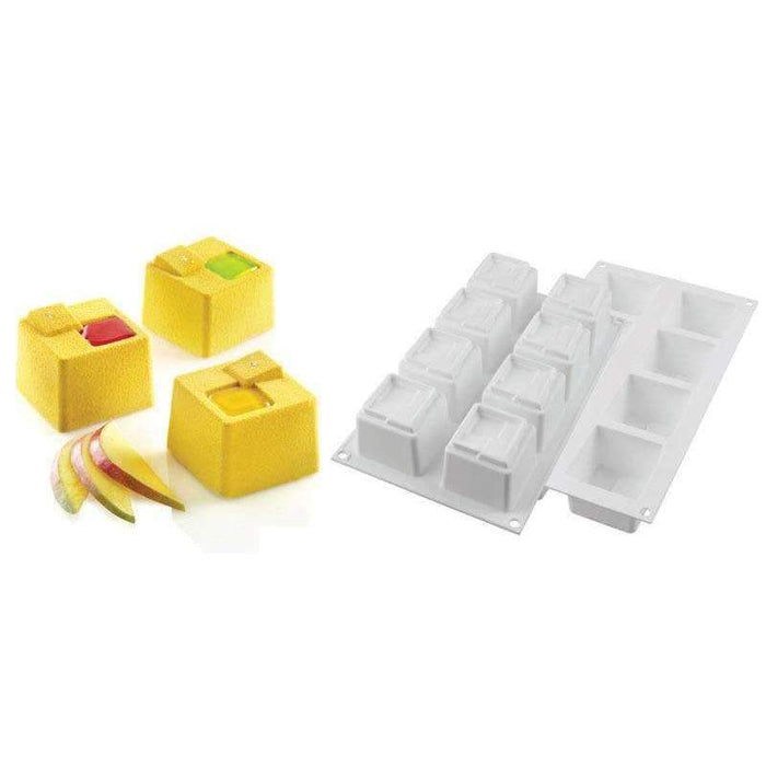 Kuadro Silicone mould