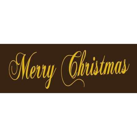 Label Transfer Sheets - Merry Christmas