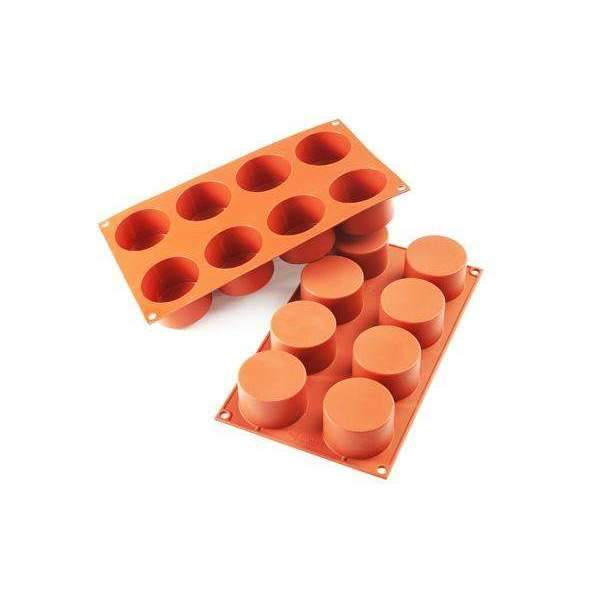 Large Cylinders  Silicone Mould