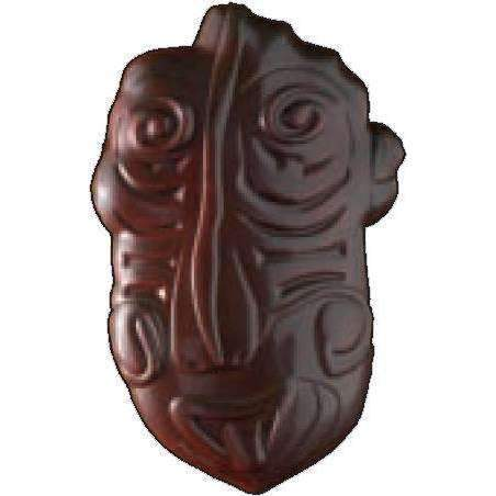 Large Tanzania Mask Chocolate Mold