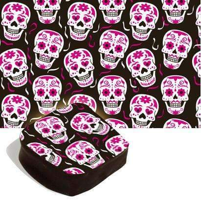 Las Calaveras Transfer Sheets