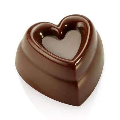 Love Chocolate Mould