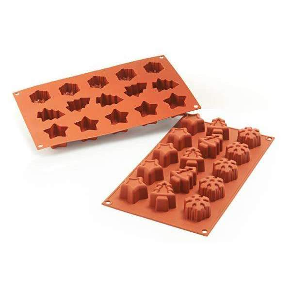 Magic Winter Silicone Mould