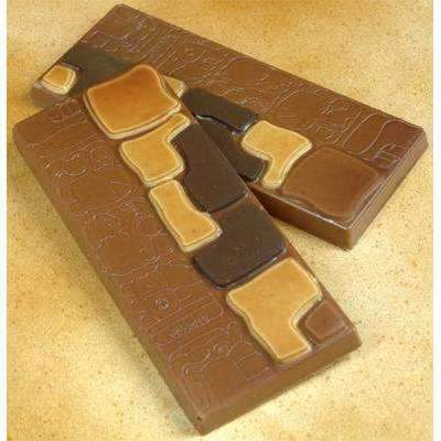 Mayan Motif 50g Bar Chocolate Mould