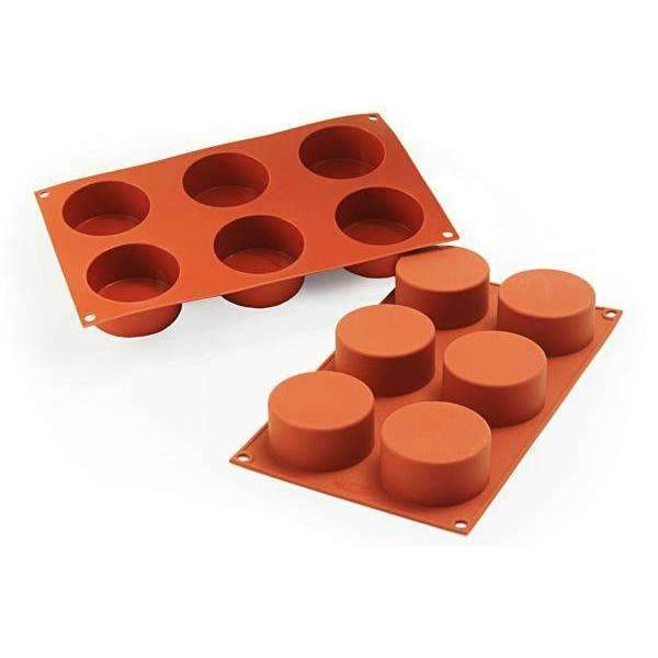 Medium Cylinders  Silicone Mould