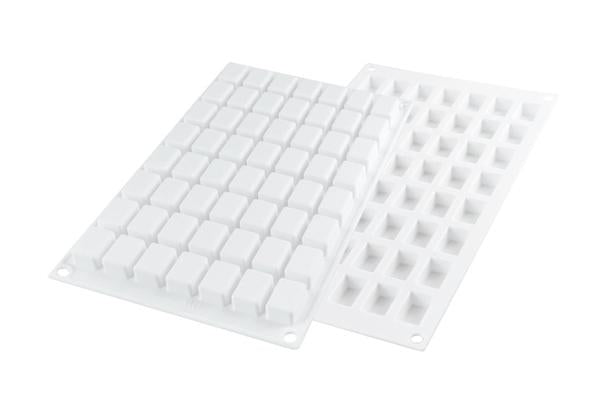Micro Rectangle 5 Silicone Mould