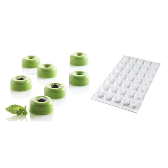 Micro Savarin 5 Silicone Mould