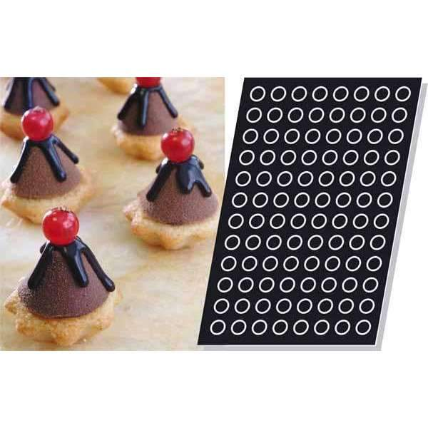 Mini Cones Silicone Mould - Ø 30 mm